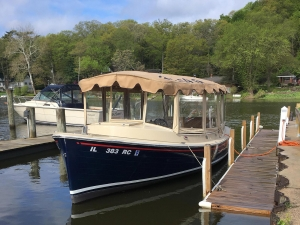 Duffy Boats for Rent on the Kalamazoo River