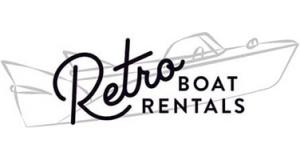 Retro Boat Rentals Logo